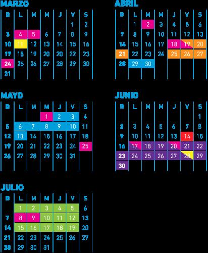 Calendario Agosto 2020 Argentina.Servicios Para El Estudiante Universidad Torcuato Di Tella